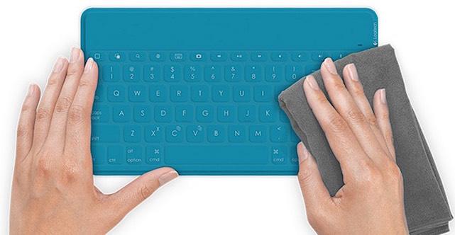 Logitech Keys-To-Go Bluetooth Keyboard