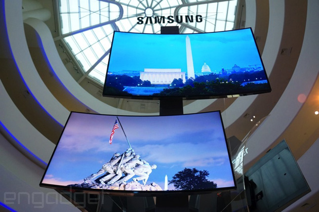 Samsung's giving you more to watch on that ridiculously expensive 4K TV