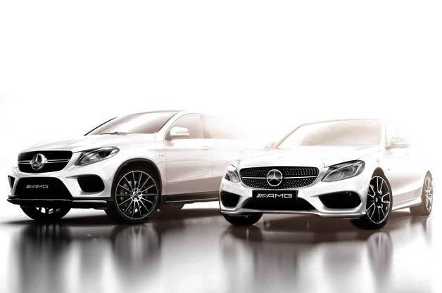 Mercedes AMG Sport teaser