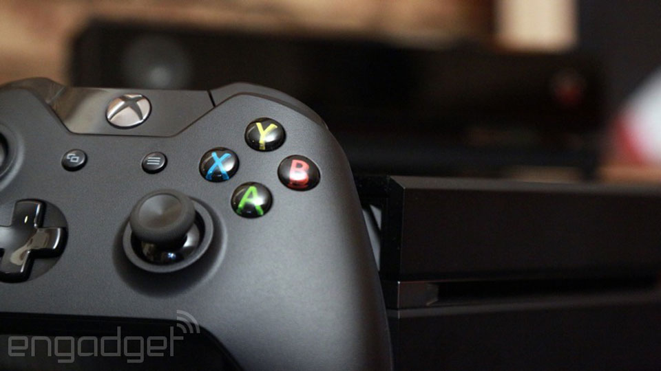Xbox One and its controller