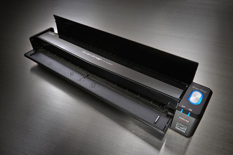 Fujitsu ScanSnap iX100 Mobile Scanner