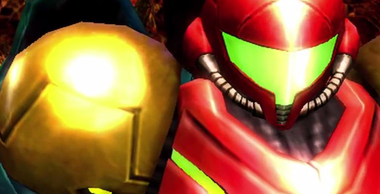 Watch Metroid's Samus Aran kill baddies in Monster Hunter 4