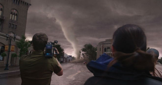 into the storm trailer review