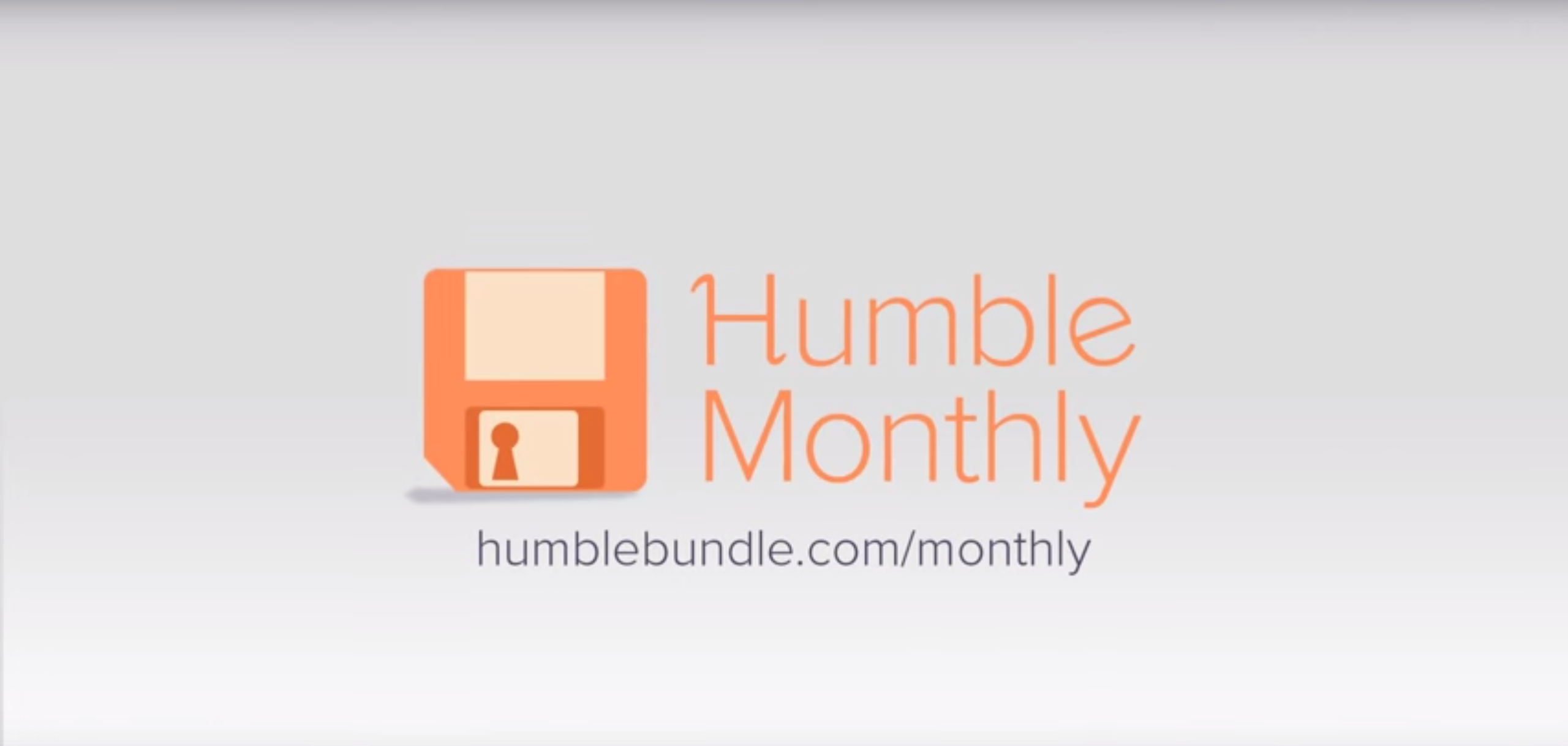 Humble Bundle will send you indie games every month for $12