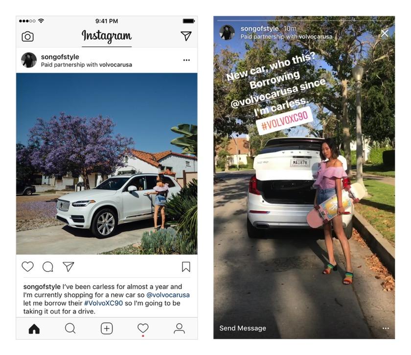 Werbung auf Instagram künftig deutlicher gekennzeichnet