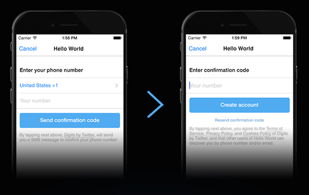 Twitter trades passwords for phone numbers with Digits