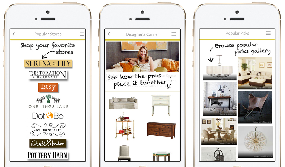 The best must have apps for decorating your home aol news Interior design app android