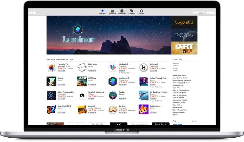 Umstellung im Mac App Store: nur noch Programme in 64 Bit