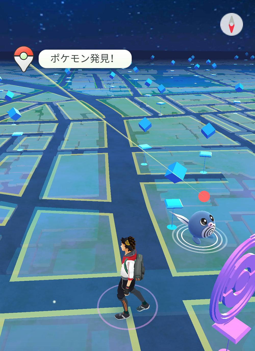 ポケモンgoが0.39へ更新、ポケモン捕獲場所の確認が可能に。google