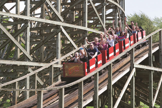 WIN a family ticket to a Gulliver's theme park!