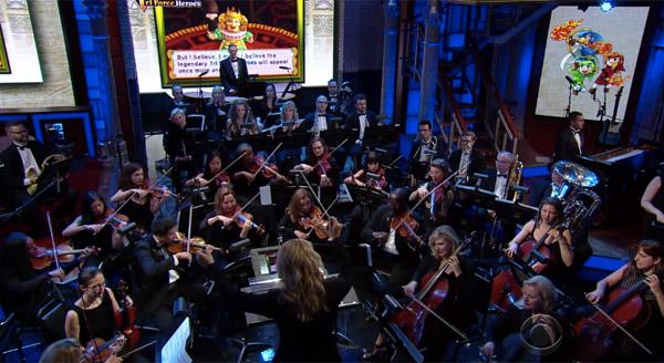 『ゼルダの伝説』のオーケストラが人気番組に登場、ネット上が感動と興奮の嵐【動画】
