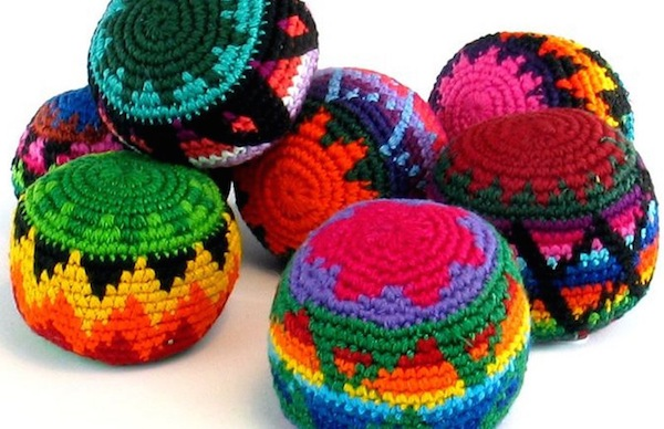 greatest things from every state, oregon, hacky sacks
