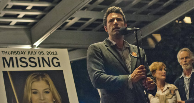 Gone Girl Weekend Box Office