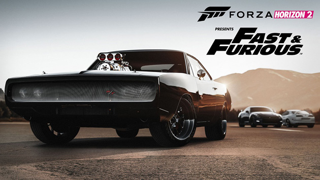 'Forza Horizon 2' expansion puts you in the 'Fast & Furious' world