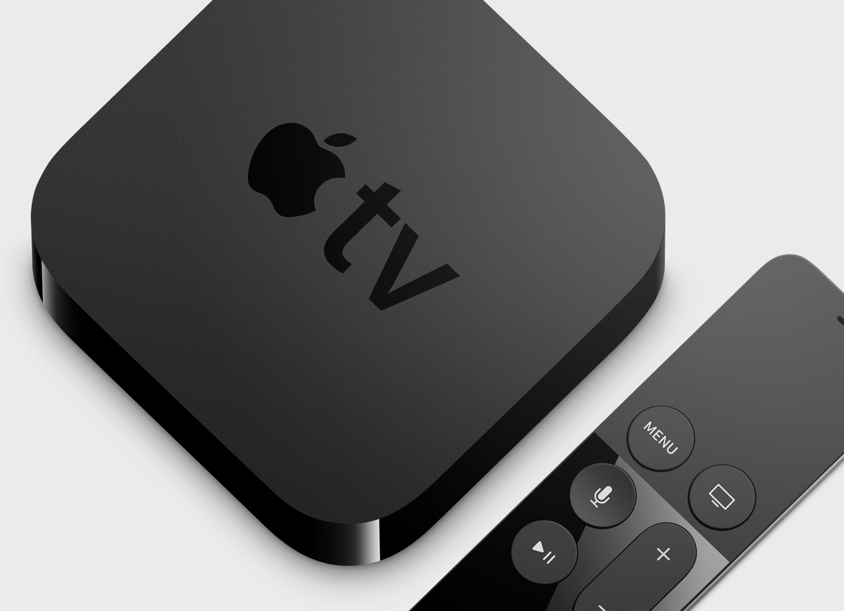 Apple TV game developers are required to support the Siri remote