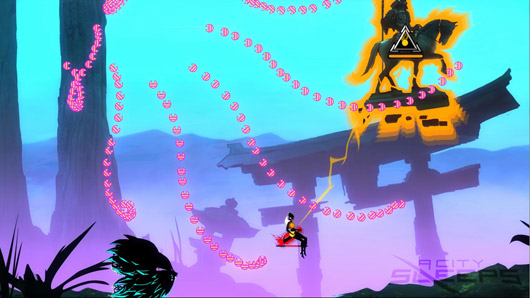 Harmonix's A City Sleeps dreams of bullet hell