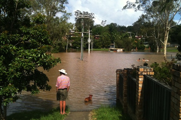 worst ways to die in australia, australian floods