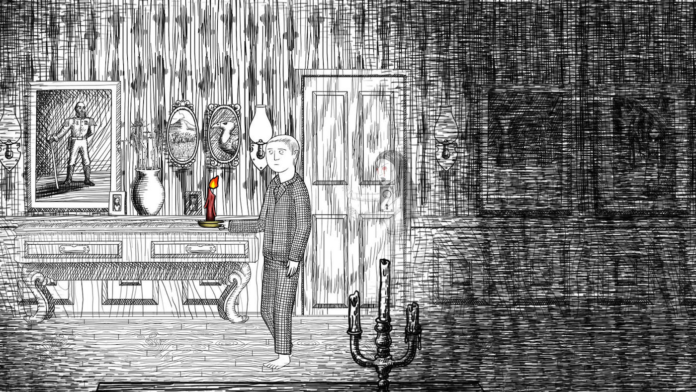 Indie horror 'Neverending Nightmares' comes to PS4 and Vita