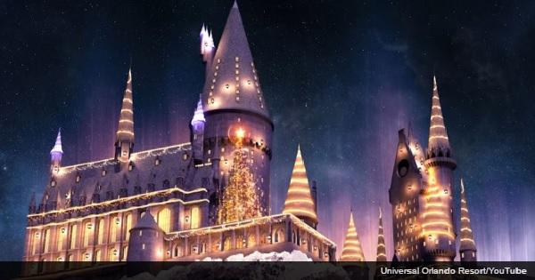 今年のクリスマスの米オーランド版「ウィザーディング・ワールド・オブ・ハリー・ポッター」が凄そう!