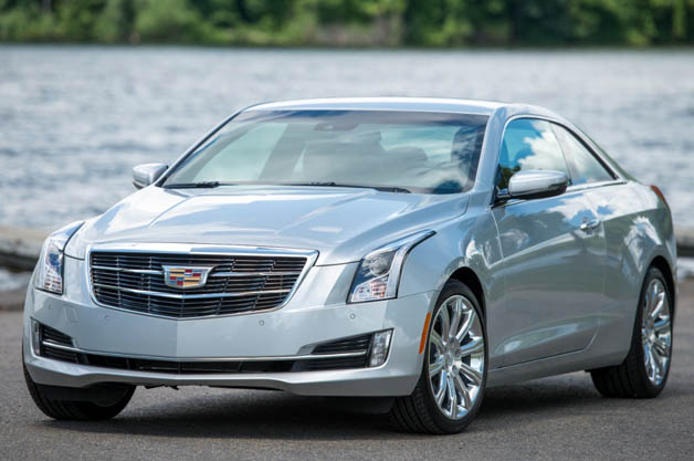Cadillac toned down ATS Coupe design due to customer feedback [w/poll]