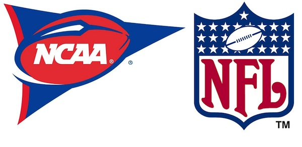 nfl and college football