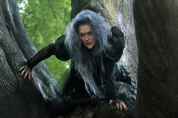 Meryl Streep looks terrifying in new trailer for 'Into the Woods'