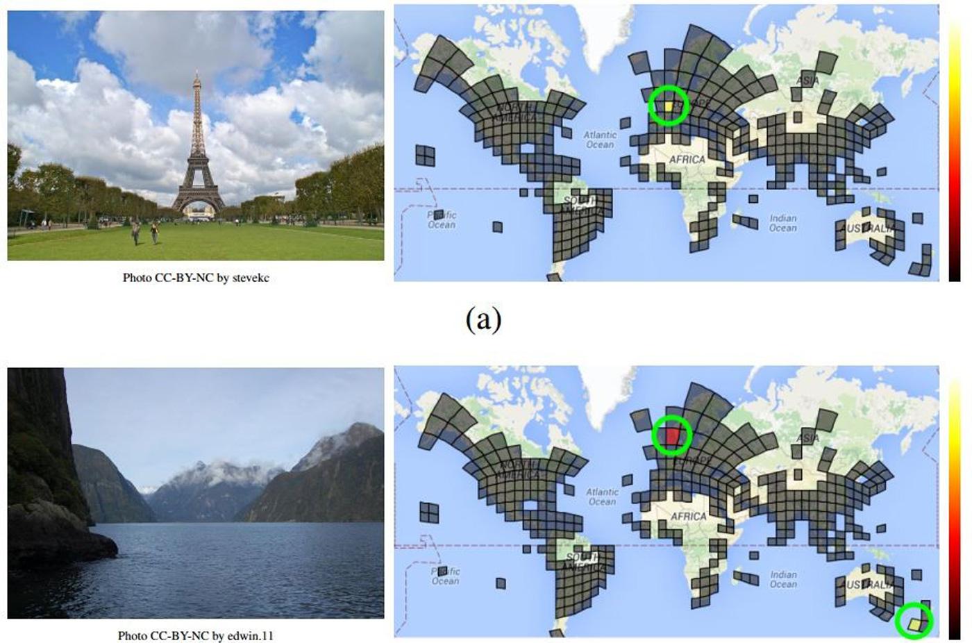 Google neural network tells you where photos were taken