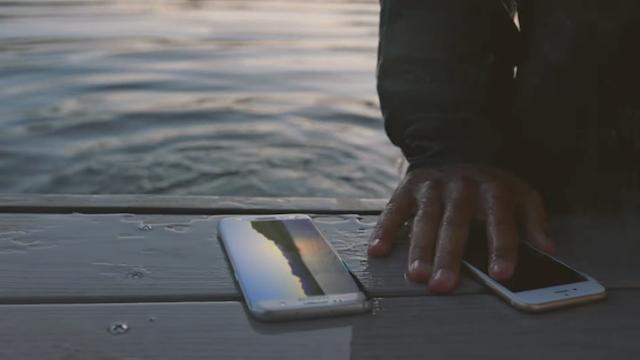 Seitenhieb: Samsung piesackt mit neuem Galaxy-Video iPhone X