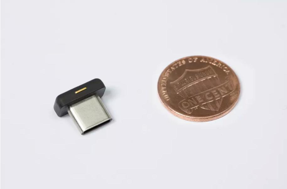 Prepárate para perder la llave de seguridad USB-C más pequeña del mundo