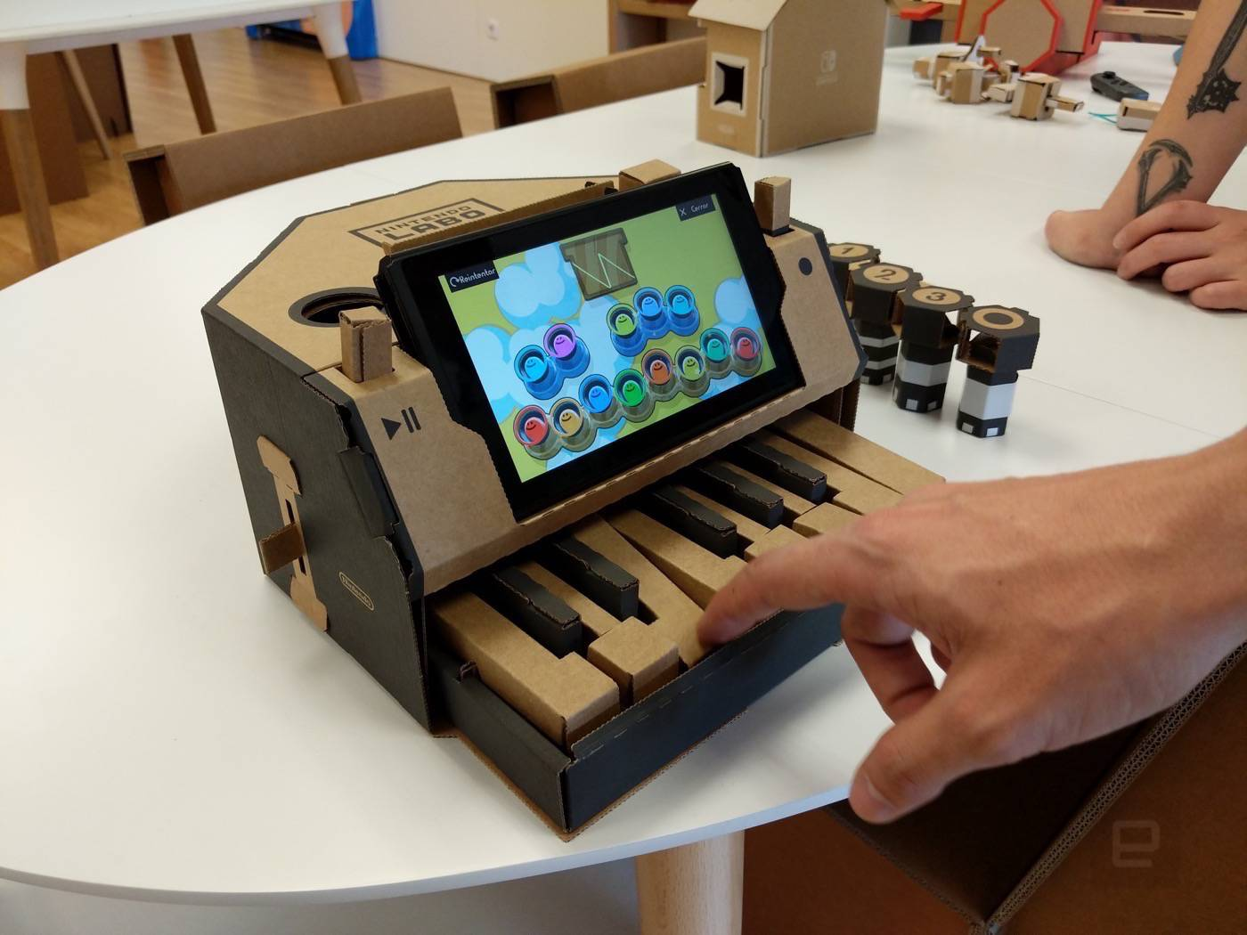Nintendo Labo: Reinventando los juguetes desde la simpleza del cartón