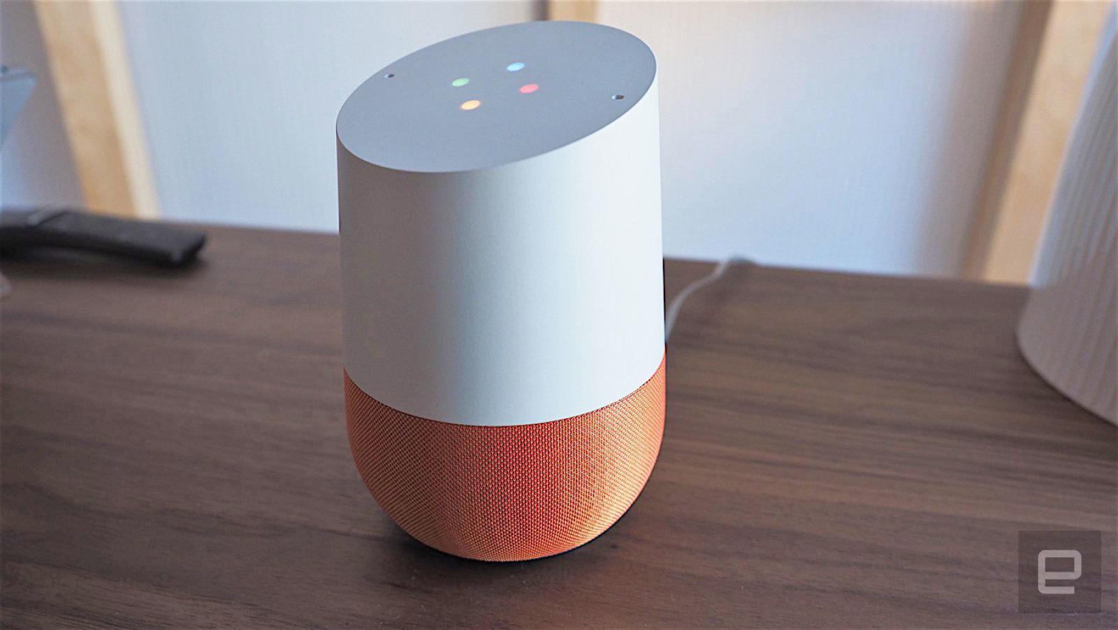 Google Home könnte endlich am 3. August kommen