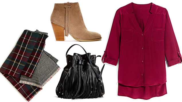 Fall trends for the fashionably savvy with T.J.Maxx + Marshalls
