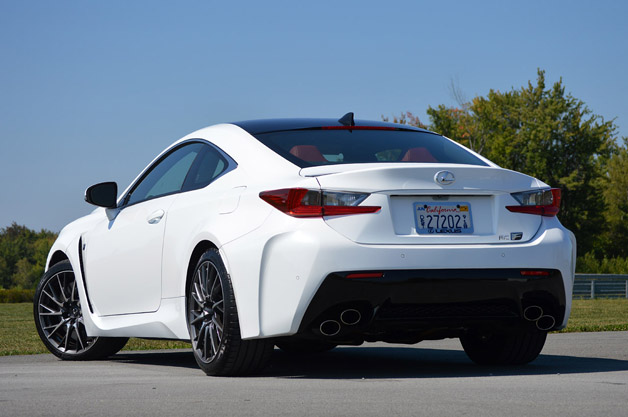 2015 Autoblog Review of the stunning Lexus RC Lead5-2015-lexus-fc-f-fd