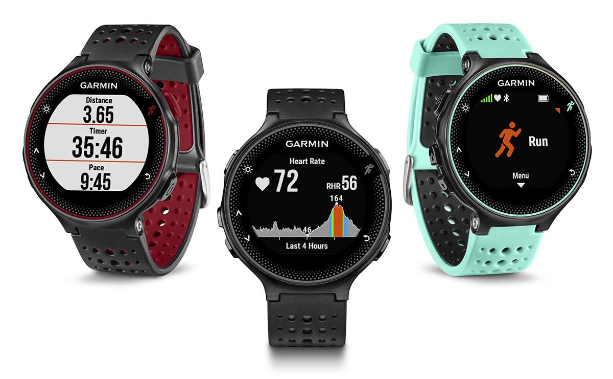 Garmin's latest sports watch gets a new heart rate sensor