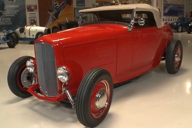 【ビデオ】レノが「完璧なホットロッド」と絶賛する1932年型フォード「ロードスター」
