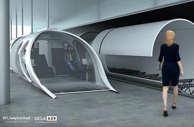 Ingenieros trabajando gratis para que Hyperloop se haga realidad