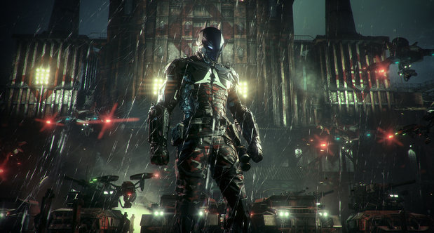 Batman: Arkham Knight release date leaks