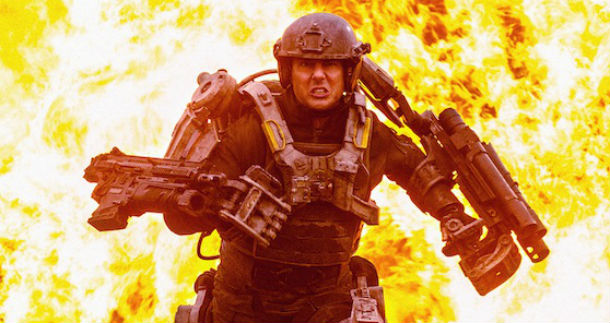 edge of tomorrow reviews