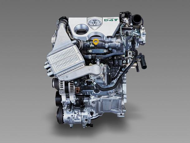 Motor Toyota