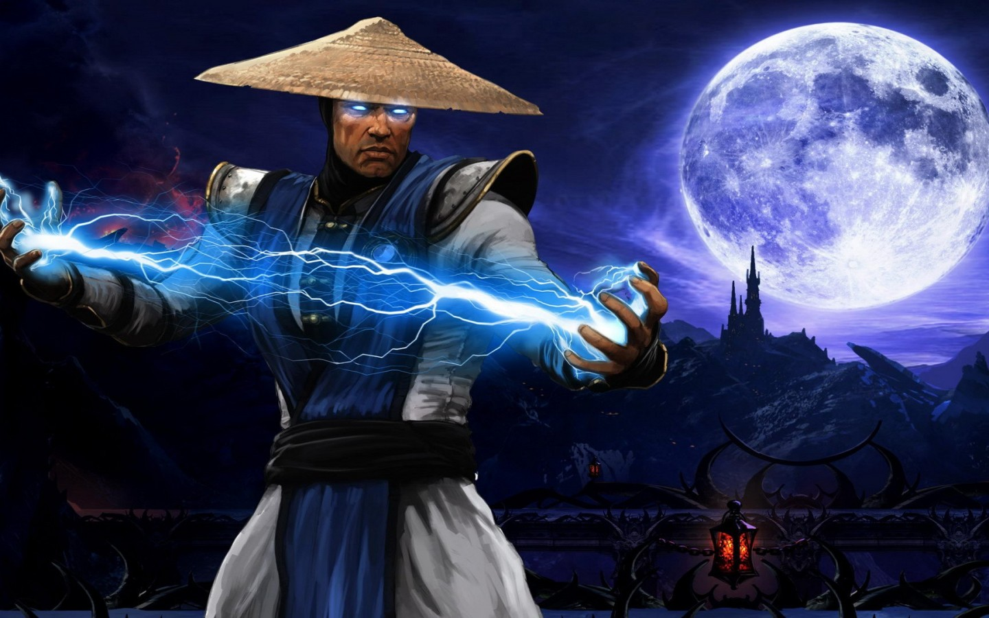 Raiden returns in Mortal Kombat X
