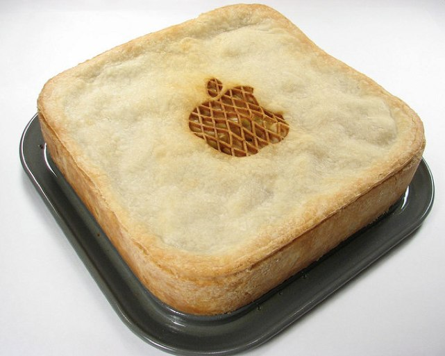 mac mini apple pie