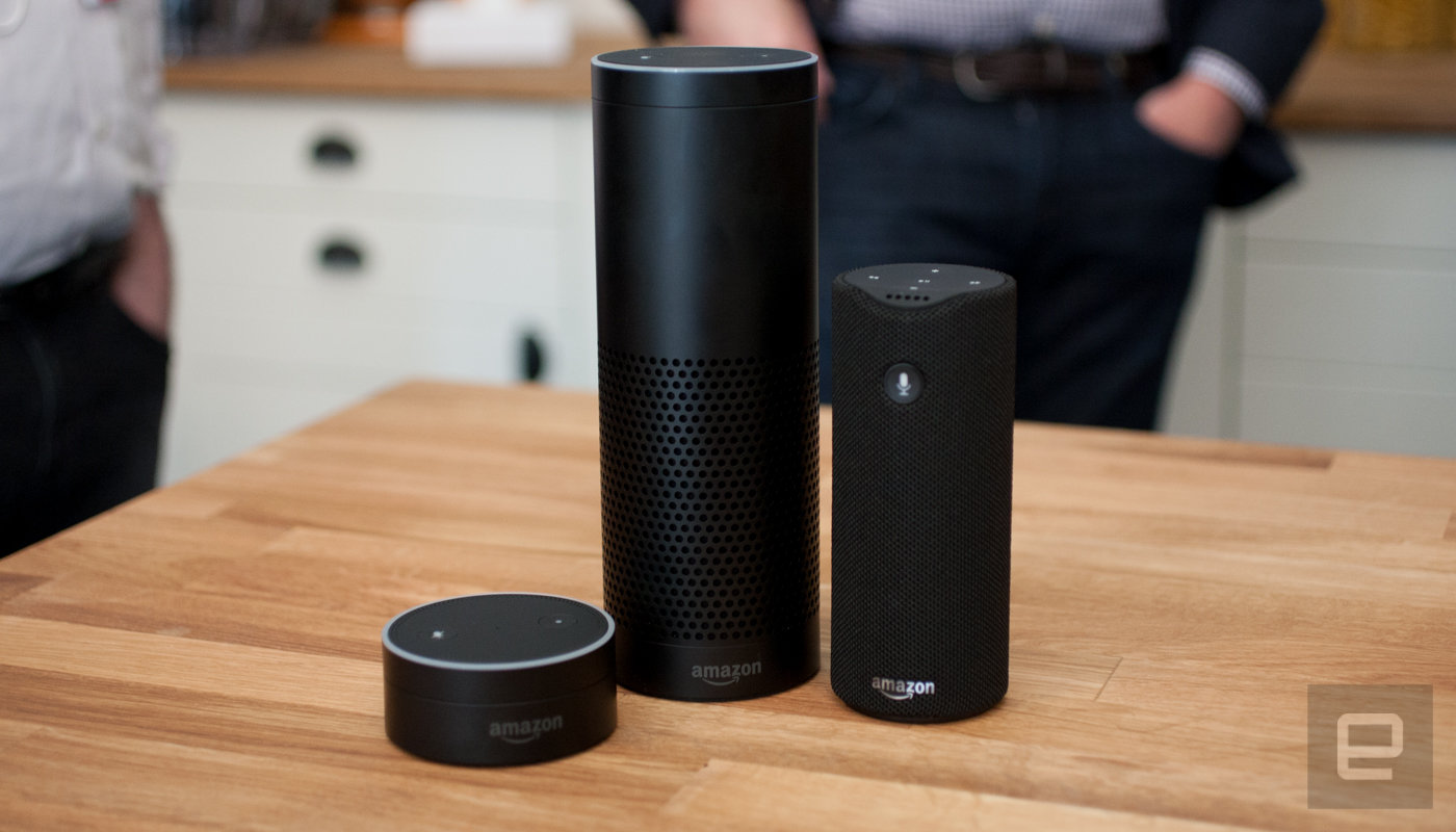 Echo Dot y Amazon Tap, los nuevos Echo baratos de Amazon