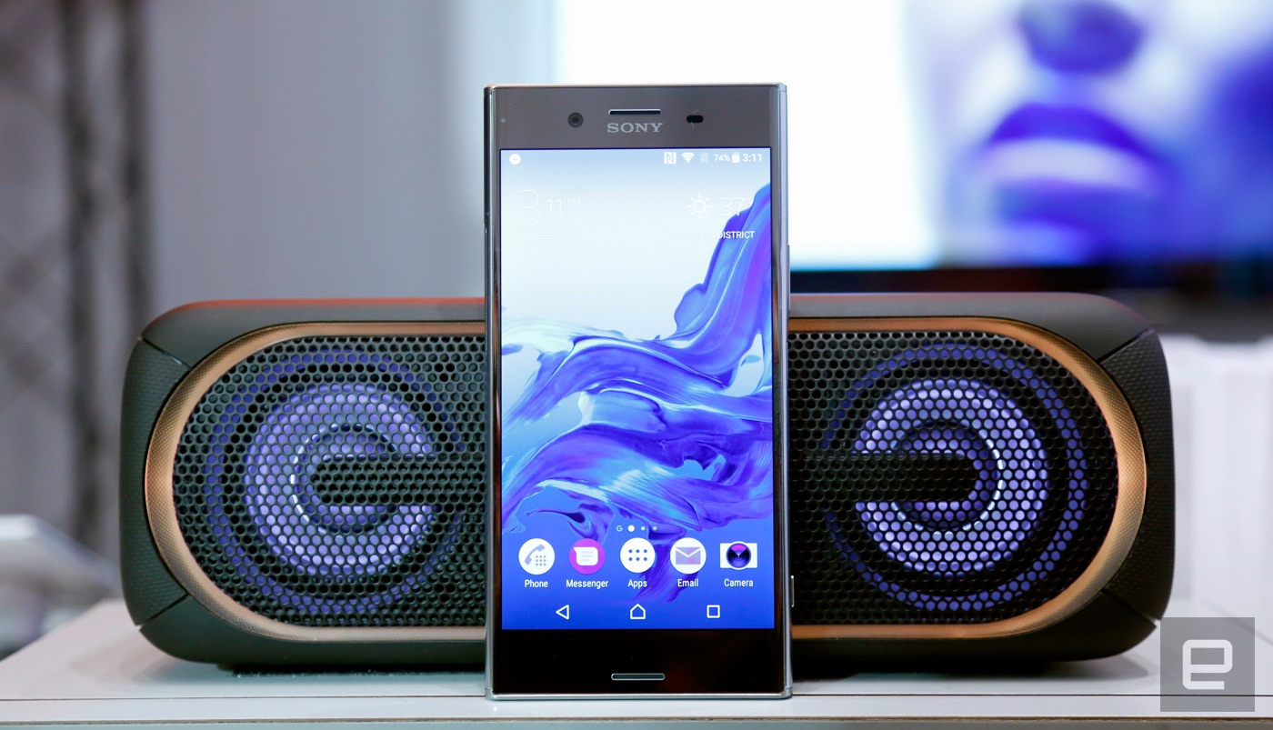 The Xperia XZ Premium may be the 4K flagship we've been waiting for