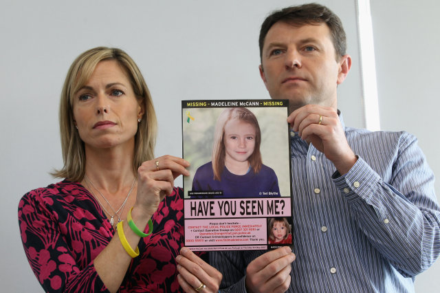 Madeleine McCann's parents Kate and Gerry McCann urge public to continue search for missing daughter after £350,000 libel victory
