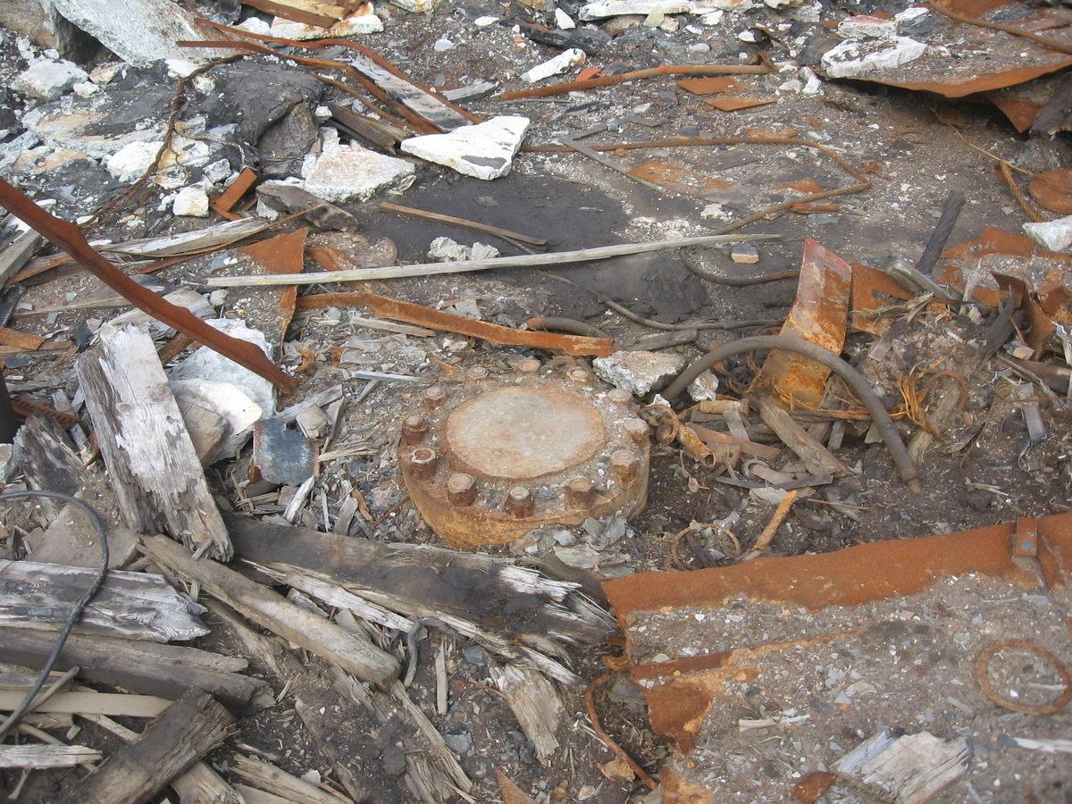 Mira bien esta foto: ahí está el agujero más profundo de la Tierra