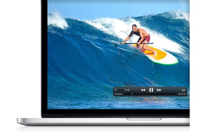 QuickTime OS X