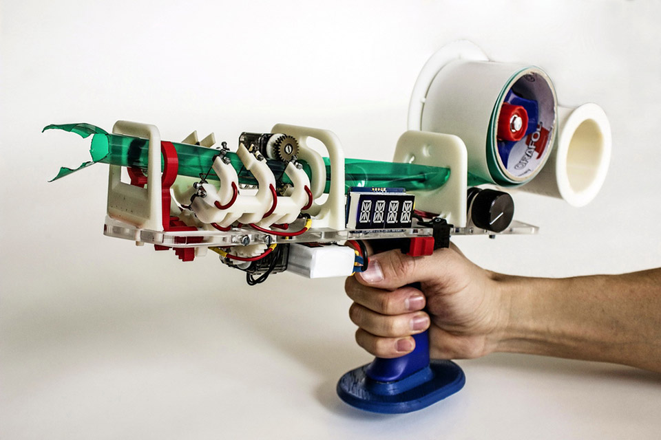 Protopiper: Rapid Prototyping mit Klebeband
