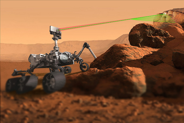 NASA patched Curiosity rover's autofocus problem over the air