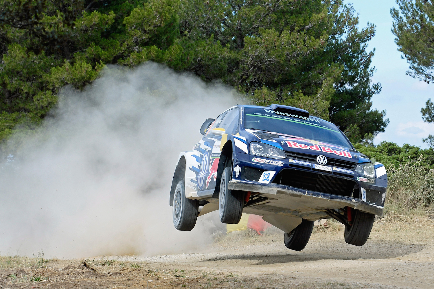 Andreas Mikkelsen (NOR), Anders Jæger (NOR)Volkswagen Polo R WRC (2016)WRC Rally Italia Sardegna 2016