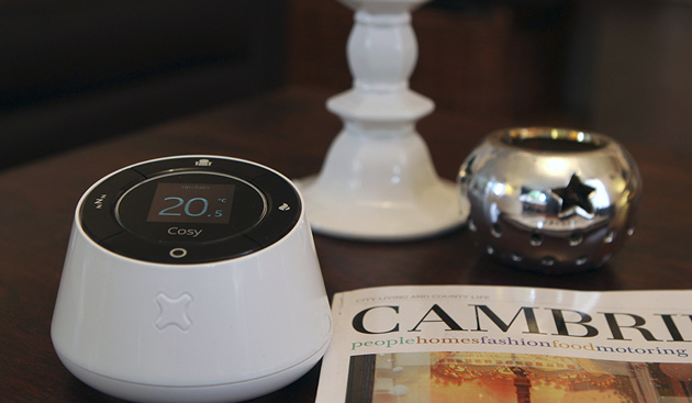 First Utility tempts new energy customers with free smart thermostat